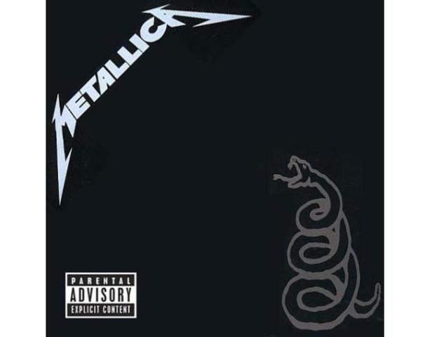 "metallica lanza el ""Black Album"""