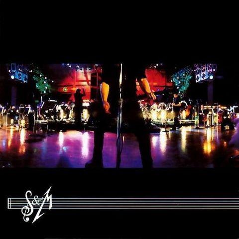 """Lanzado el DVD  """"Metallica: S&M"""""""