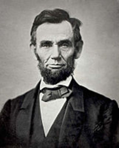 Abraham Lincoln Re-elected