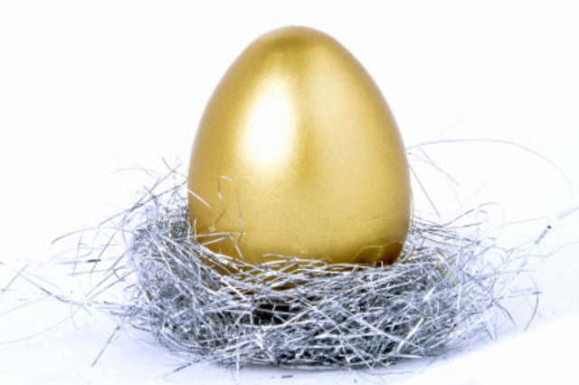 To leave a legacy, we must lay an egg program begins