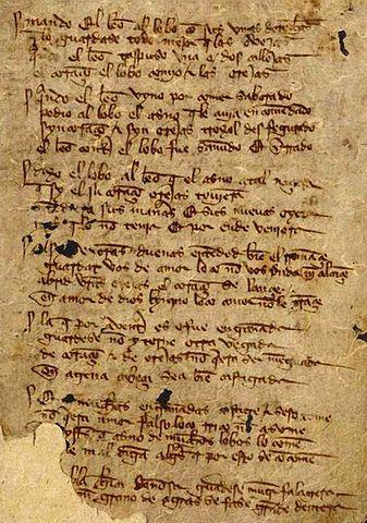 Libro del buen amor - Juan Ruiz, Arcipreste de Hita