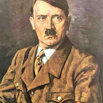 Life of Adolf Hitler timeline