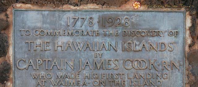 Hawaiians first see Europeans