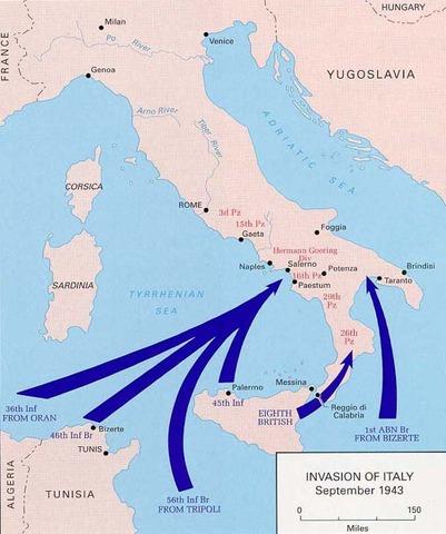 Invasion of Italy