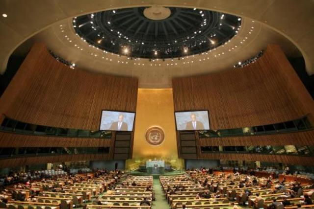 UN Summit for High-Level Plenary