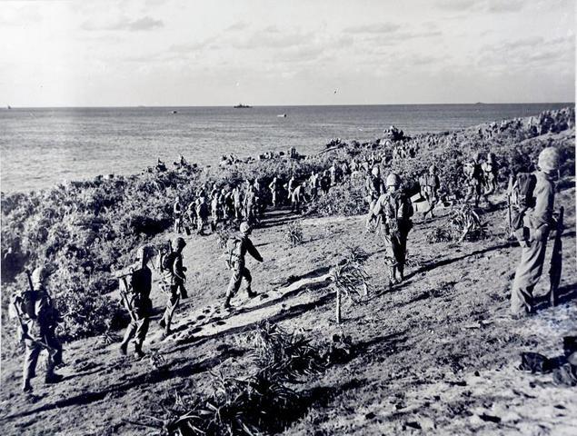 Bombing of Okinawa