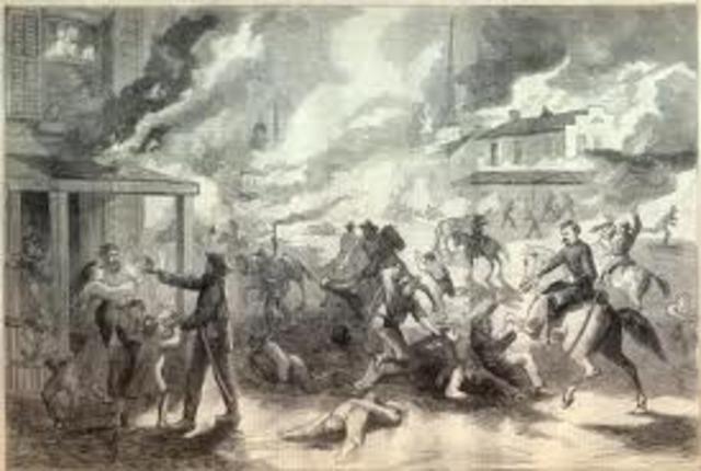 Raid on Lawerence, Kansas