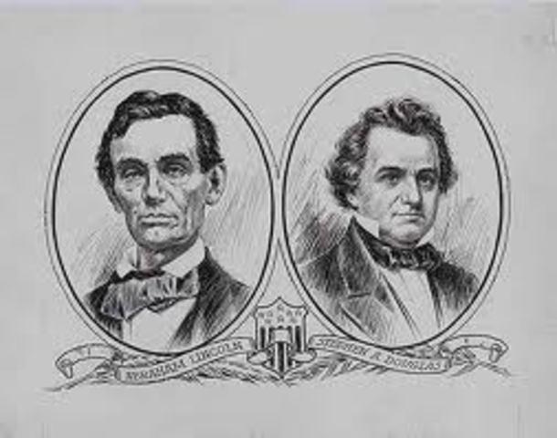 Lincoln- Douglas debates