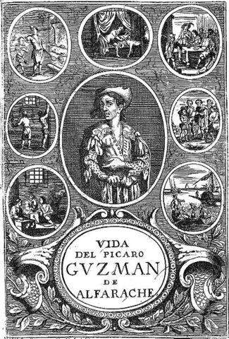 Publicación de la Primera parte del Guzmán de Alfarache