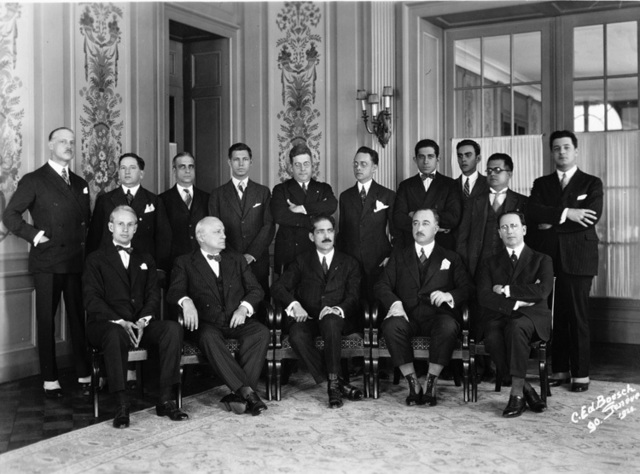 The USSR is Expelled from the League of Nations