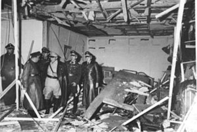 Failed Assassination of Hitler