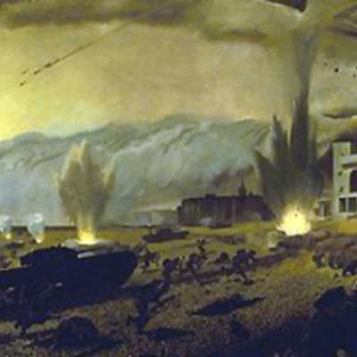 The War in Europe: World War II Timeline