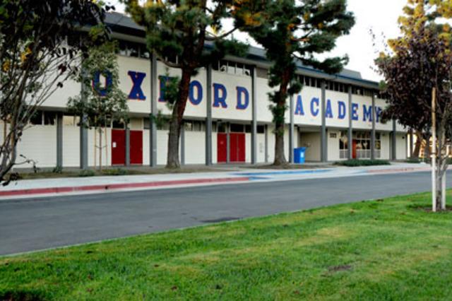 Acceptance into Oxford Academy