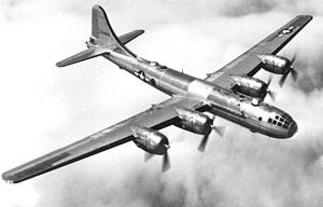 First B-29 Mission