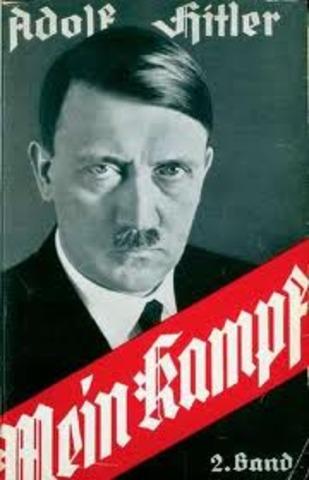 Mein Kampf: Adolph's Start