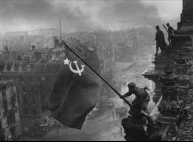 Soviet Union Fights Back