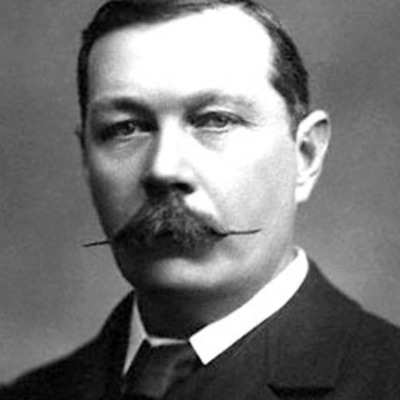 Sir arthur Conan Doyle what lead him to be an auther timeline