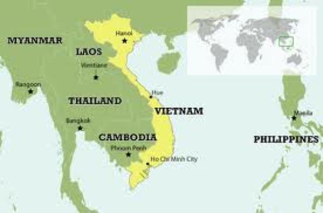Went to Vietnam