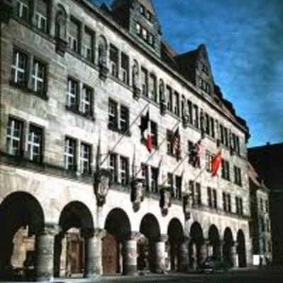 Nuremberg Trials timeline
