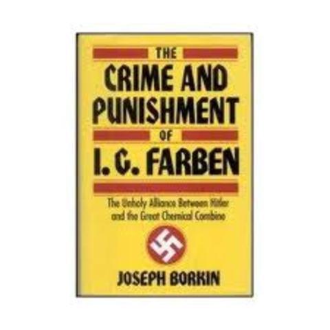 The I.G. Farben Case