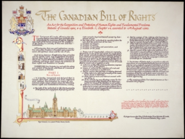 Aboriginals gain right to vote in Canada