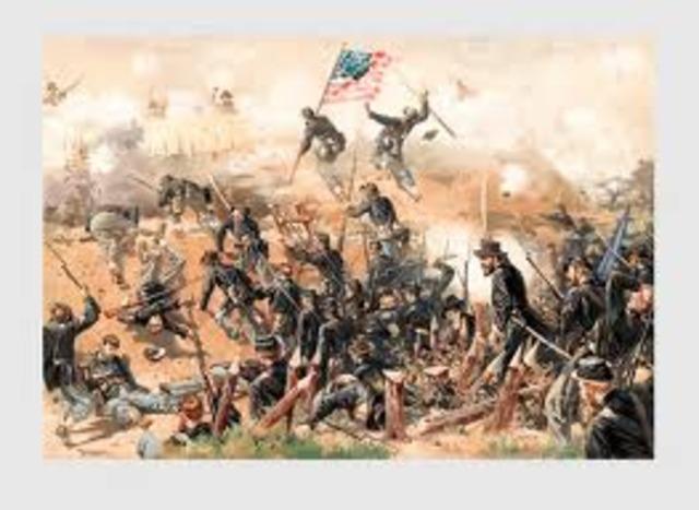 Grant decides to besiege Vicksburg