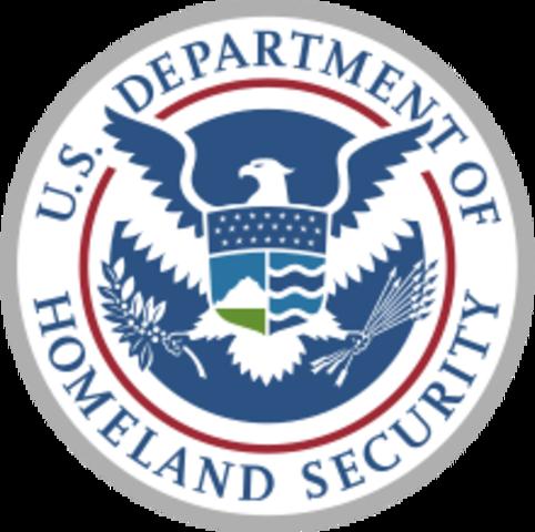 Department Of Homeland Secrurity