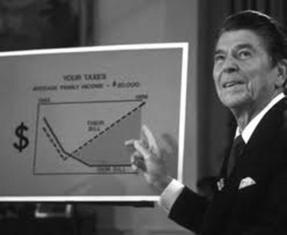 Reagan's Tax Cuts