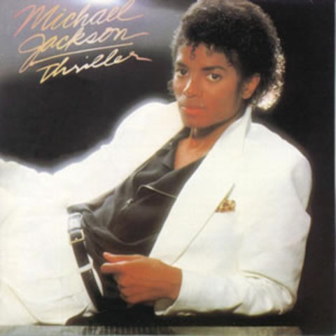 "Michael Jasckon's ""Thriller"" smashes records"