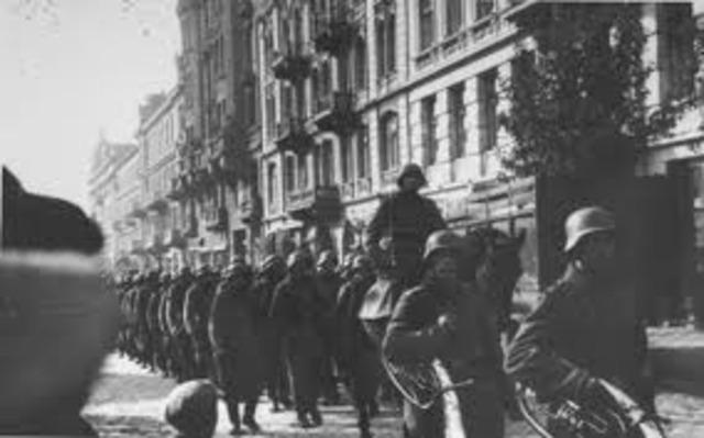 Invasion of Western Europe