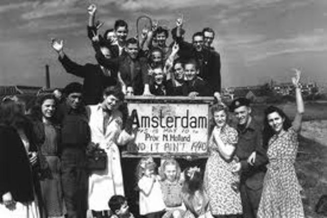 Liberation of Netherlands