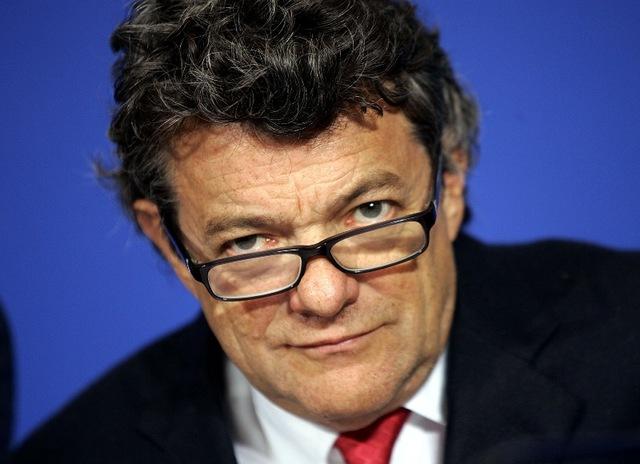 Soutien du ministre Jean-Louis Borloo