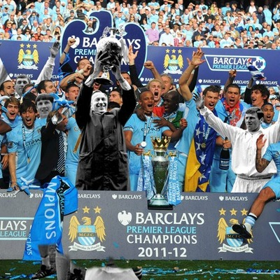 Manchester City's road to glory - 1968-2012 timeline