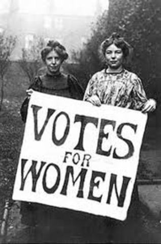 California Women Won the Right to Vote