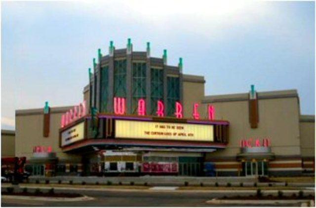 Warren theater in OKC