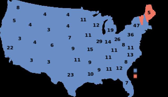Landslide Re-election