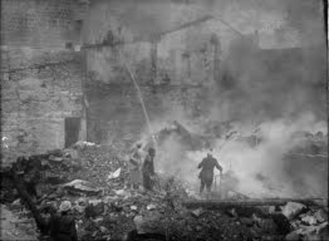 "Instigated ""Havlagah"" policy of restraint during the 1936-1939 Arab revolt on Palestine"