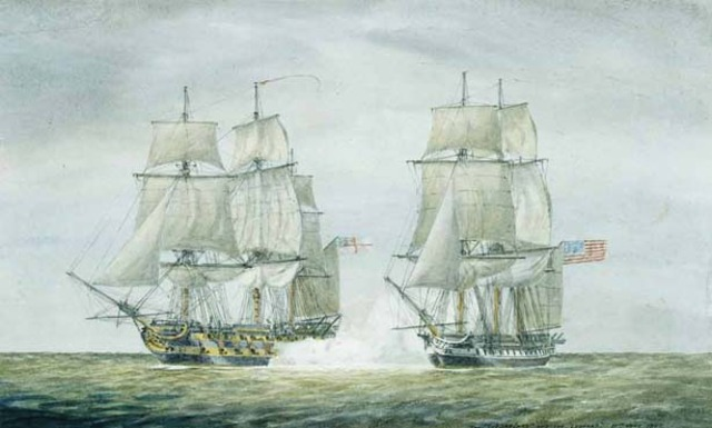 Causes of the War of 1812: The Chesapeake-Leopard Affair