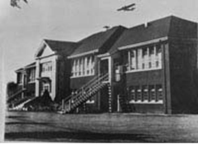 Richmond's First High School Opened