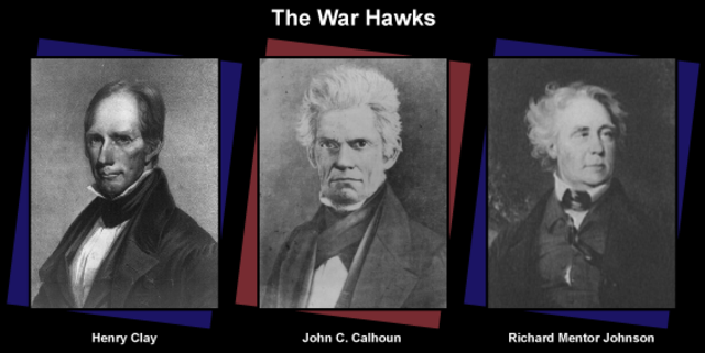 Causes of the War of 1812: Election of the 'War Hawks'