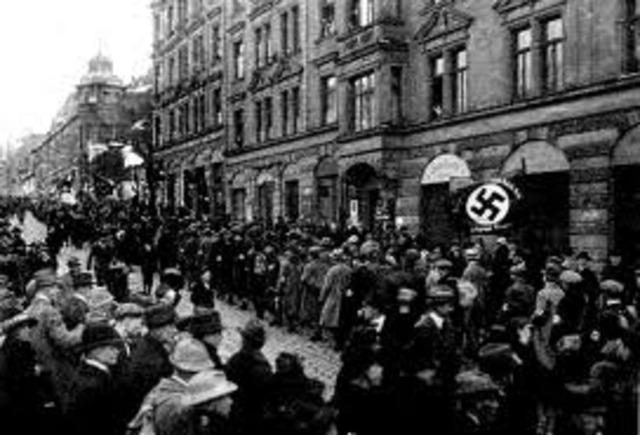 Hitler's Beer Hall Putsch