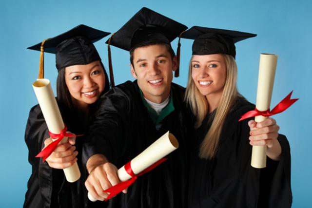 primeros  graduados