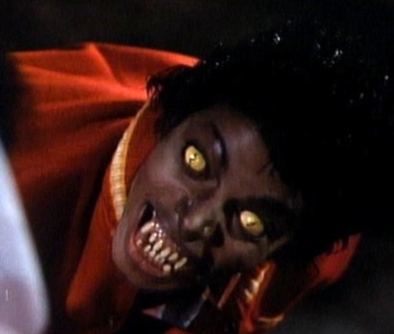Thriller and Motown 25
