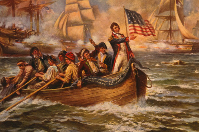 The War of 1812: Battle of Lake Erie