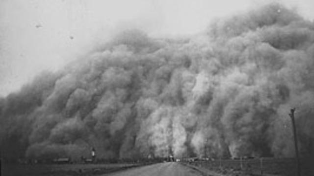 Three-Day Dust Storm