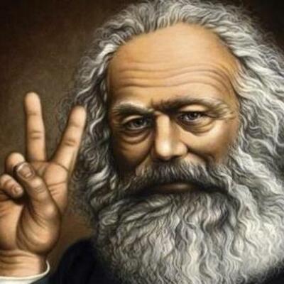 Karl Marx - en landsflyktig revolutionär timeline