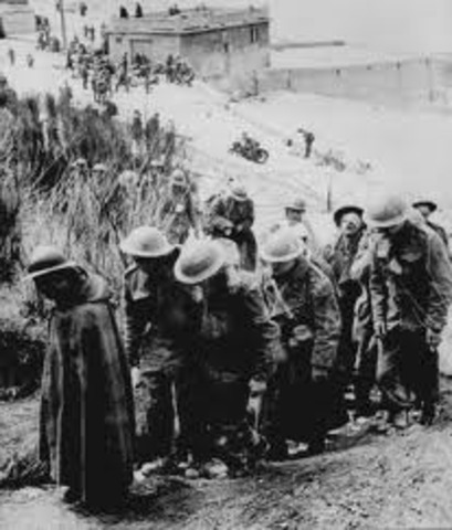 Germans bomb Paris; Dunkirk Evacuation Ends