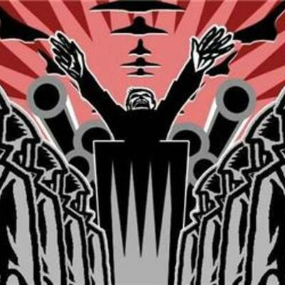 Rise of Totalitarianism 1920's & 1930's timeline