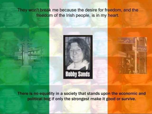 Second Hunger Strike led by Bobby Sands