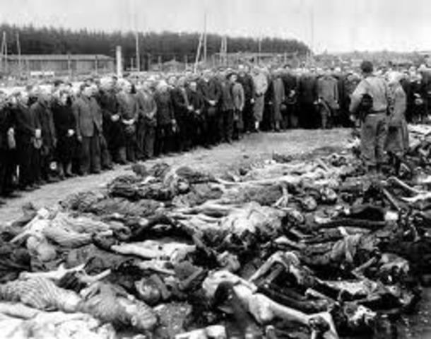 Nazis murder 33,771 Jews at Kiev.